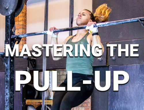 Mastering the pull-up